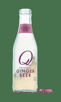 Q Ginger Beer 4-pack