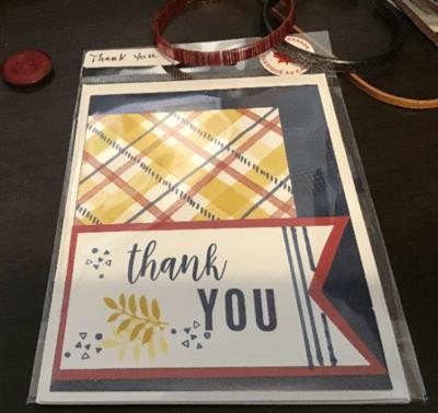 Thank You Greeting Card - Gratitude, Hospitality, Appreciation