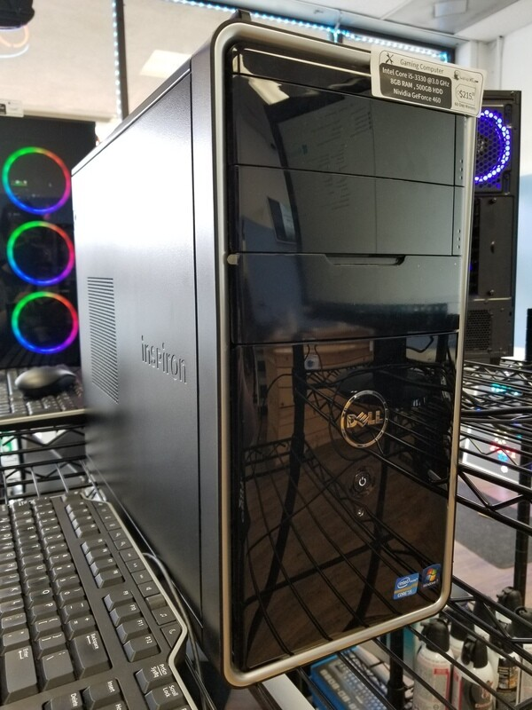 Gaming Computer I5-3330 3.00GHz 8GB Ram 500GB HHD NVIDIA GeForce GTX 460 2GB