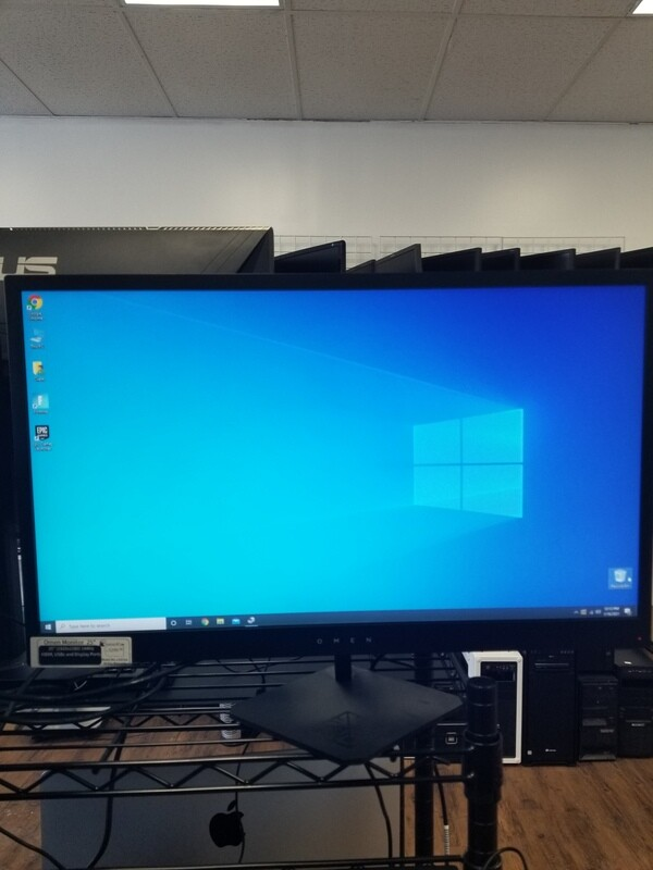 HP OMEN Monitor 25