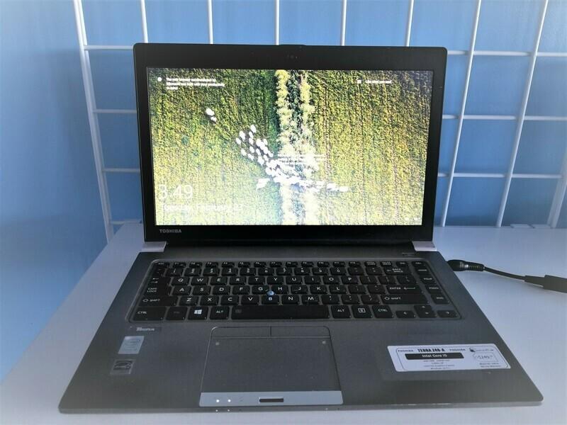 Toshiba TEORA Z40-A Intel Core i5-4310U @2.6GHz 8GB RAM 128GB SSD ,Windows 10 Pro , Intel HD Graphics Family