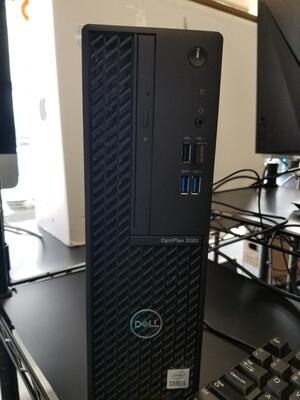 OptiPlex 3080 Intel i5-10500 3.10GHz 8GB RAM 256GB SSD INTEL UHD Graphics 630