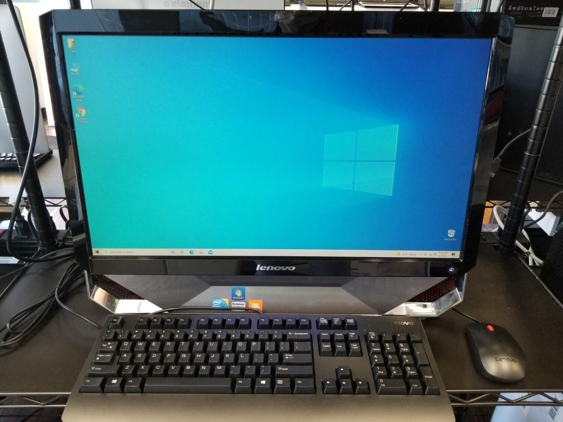 Lenovo IdeaCentre All-in-One B510 Intel Core i3-550 @3.2GHz 8GB RAM 240GB SSD 23