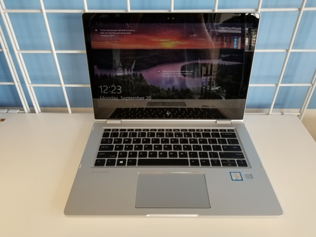 HP EliteBook x360 13