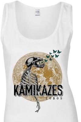 Camiseta tirantes LOBOS (Chica)