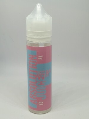 Absolution Fizzy Blue Bottles 50ml
