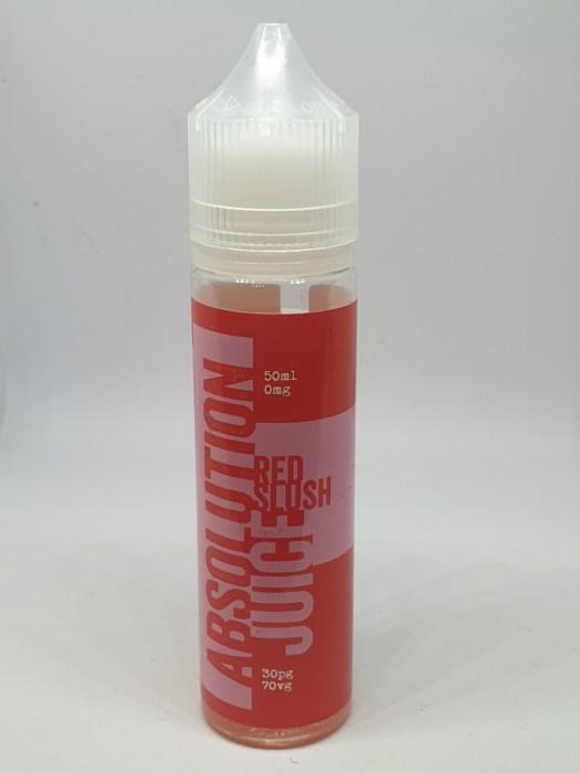 Absolution Red Slush 50ml