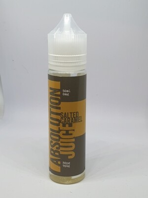 Absolution Salted Caramel 50ml