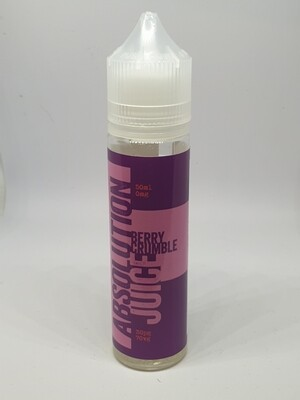 Absolution Berry Crumble 50ml
