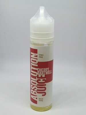 Absolution Cherry Bakewell 50ml