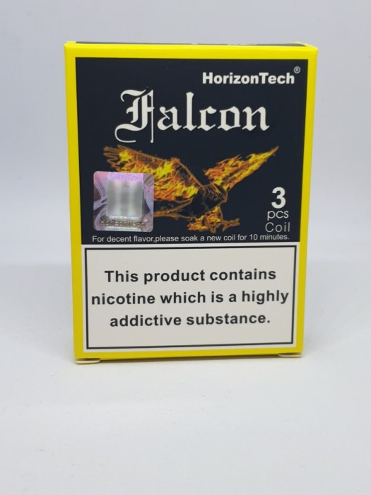 Horizontech Falcon Coil Pack of 3