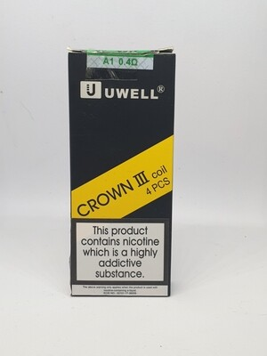 Uwell Crown 3 Coil Pack Of 5