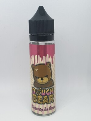 Dough Bears Raspberry Ice Cream 50ml