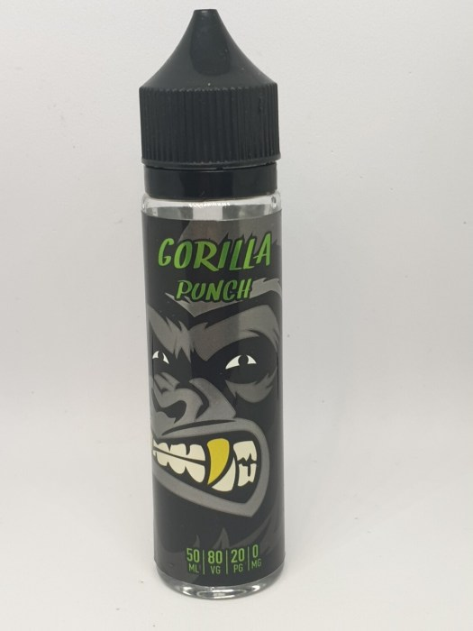Monke Junk Gorilla Punch 50ml