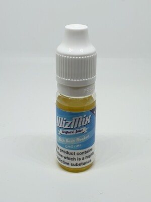 Wizmix Rich Bean Rocket 10ml 12mg 50/50
