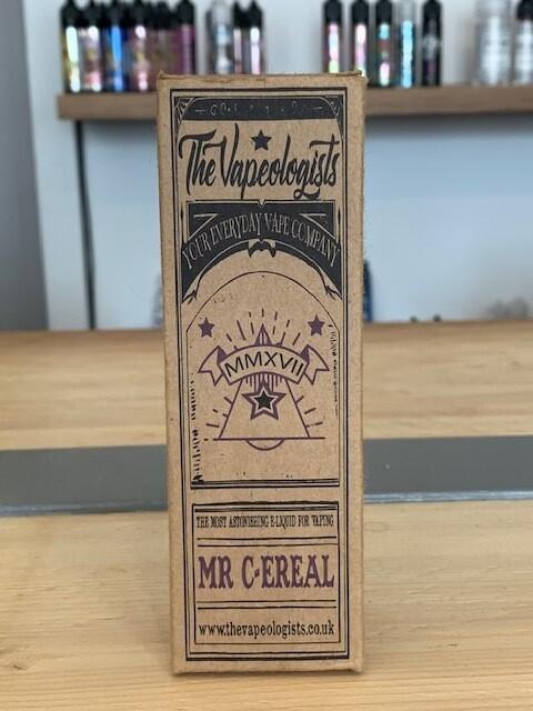 Mr C-ereal