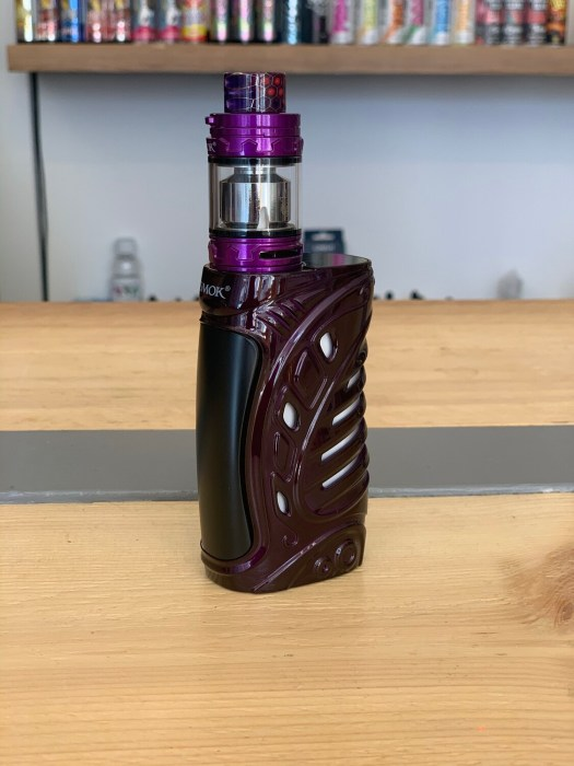 Smok A-Priv Kit Purple