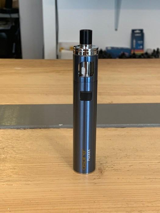 Aspire Pockex Starter Kit Blue