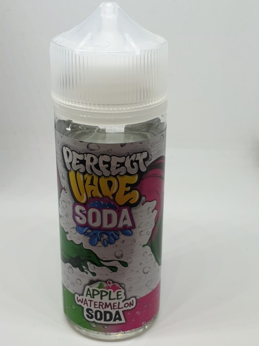 Apple Watermelon Soda