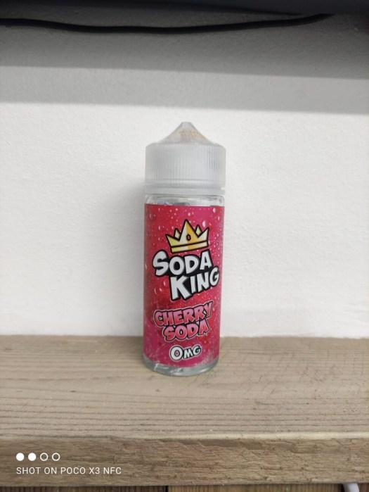 Cherry Soda 100ml