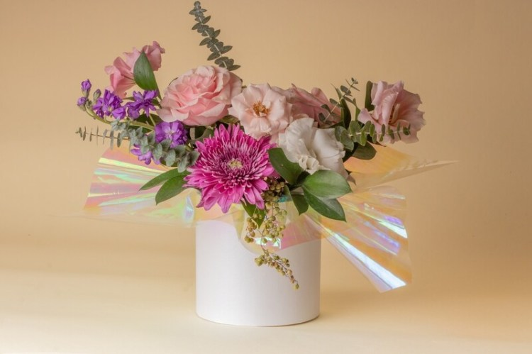 Box de flores