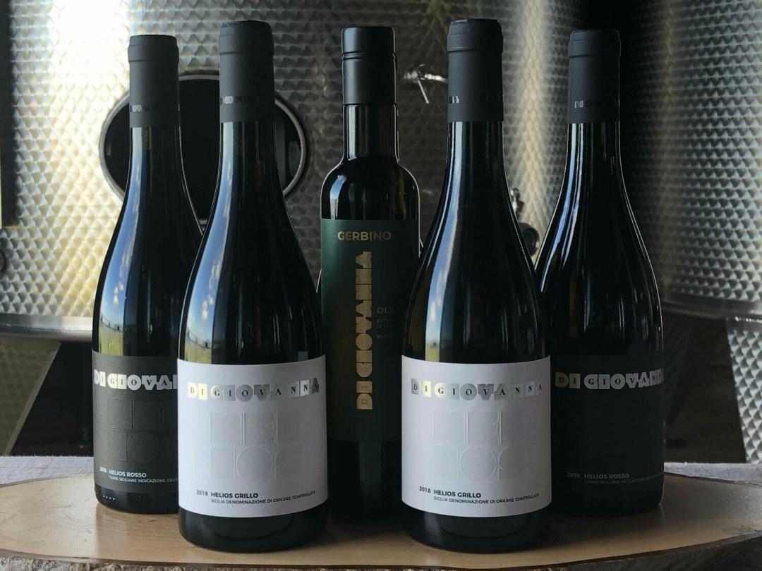 HELIOS Flagship Vino & Olio extra vergine di oliva- Selezione di 6 bottiglie