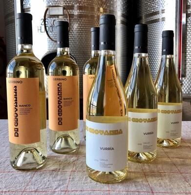 Sicilian Summer Whites - 6 bottles