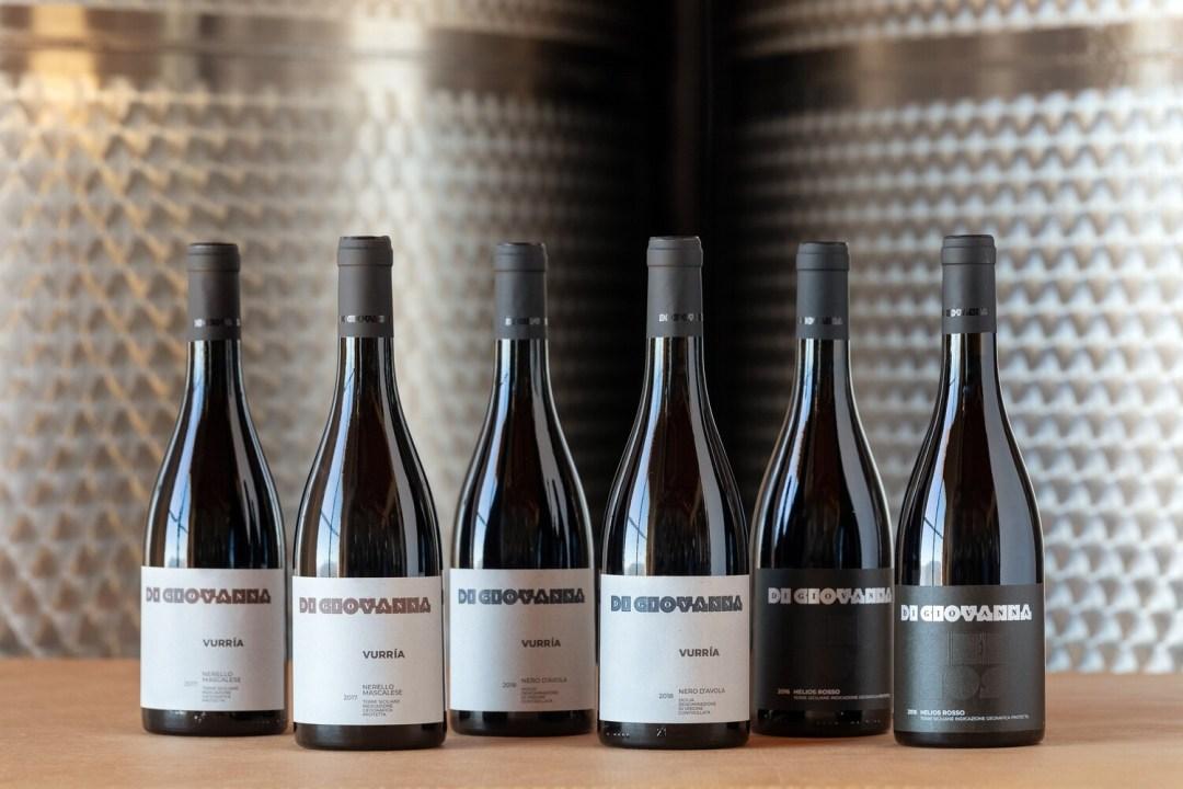 Vini Rossi Siciliani - 6 bottiglie