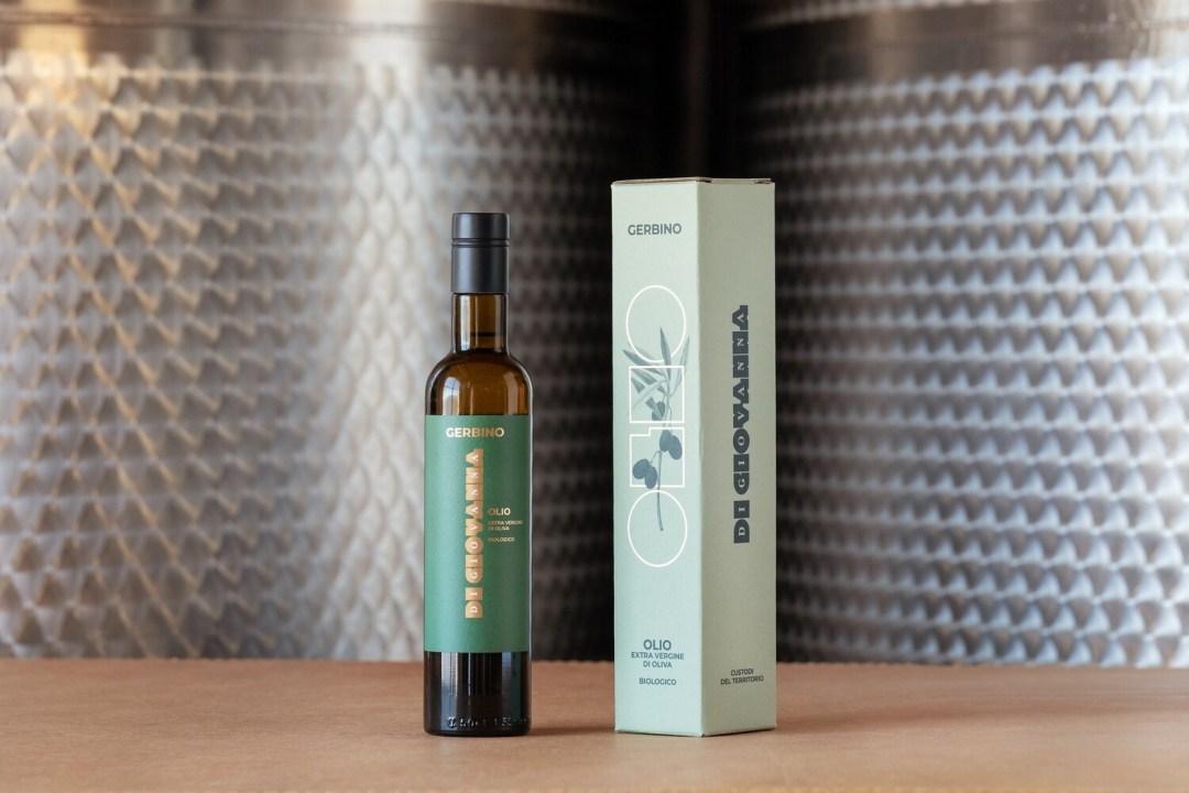 Gerbino Olive Oil 2020 harvest - 500 ml gift box