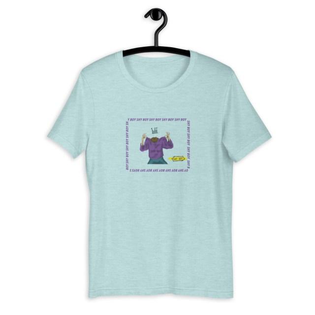 M.O.N.T Official Tshirt (ShyBoy Version)