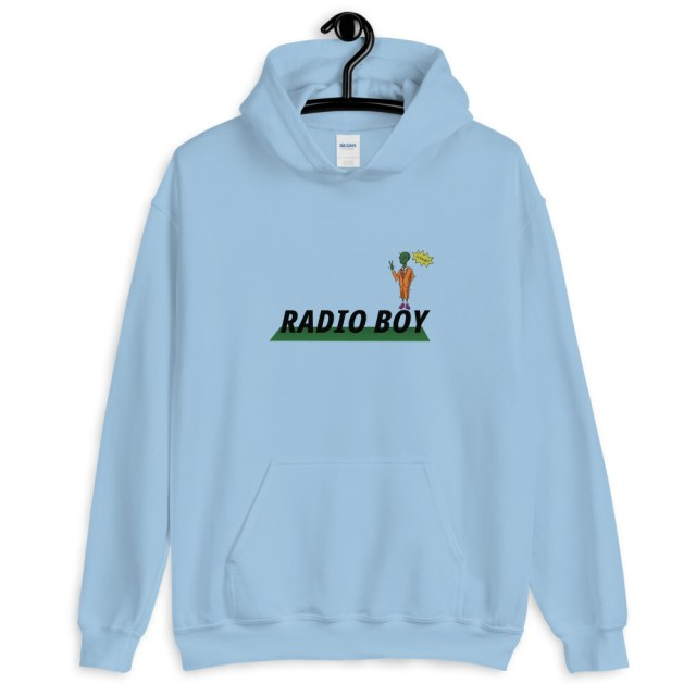 M.O.N.T Official Hoodie (RadioBoy Version)
