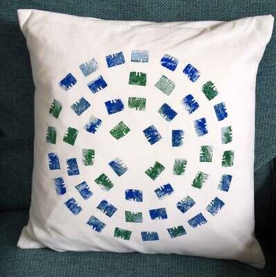 Cushion - Rose Window
