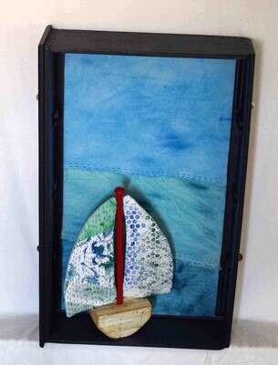 Coastal Art - Dolly