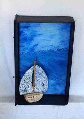 Coastal Art - Dotty