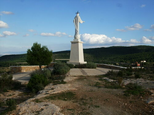 Pilgrimage Routes of Murcia Spain - Camino de la Cruz