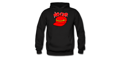 No Cap Men Hoodies