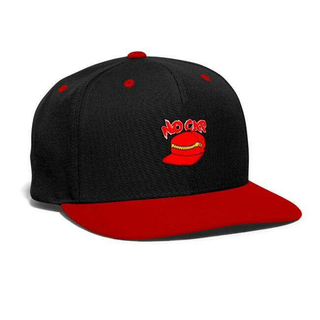 Men No Cap Snapback
