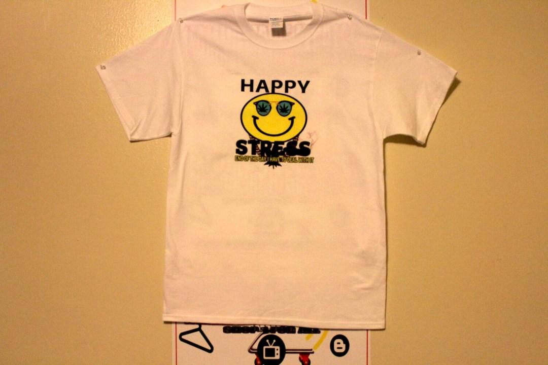 Happy Stress T-Shirt