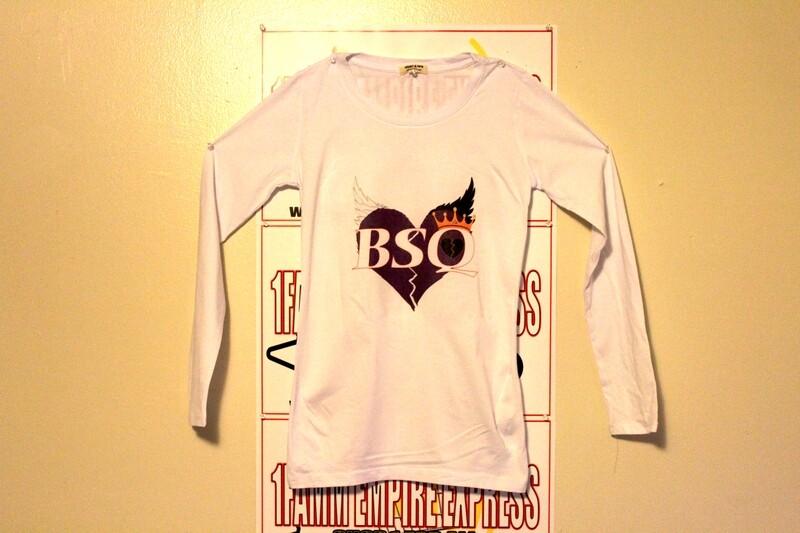 BSQ T-Shirt Long Sleeve & Short
