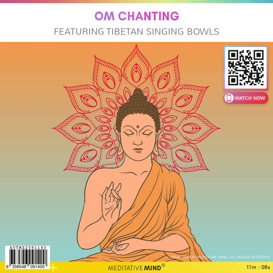 OM Chanting - Featuring Tibetan Singing Bowls