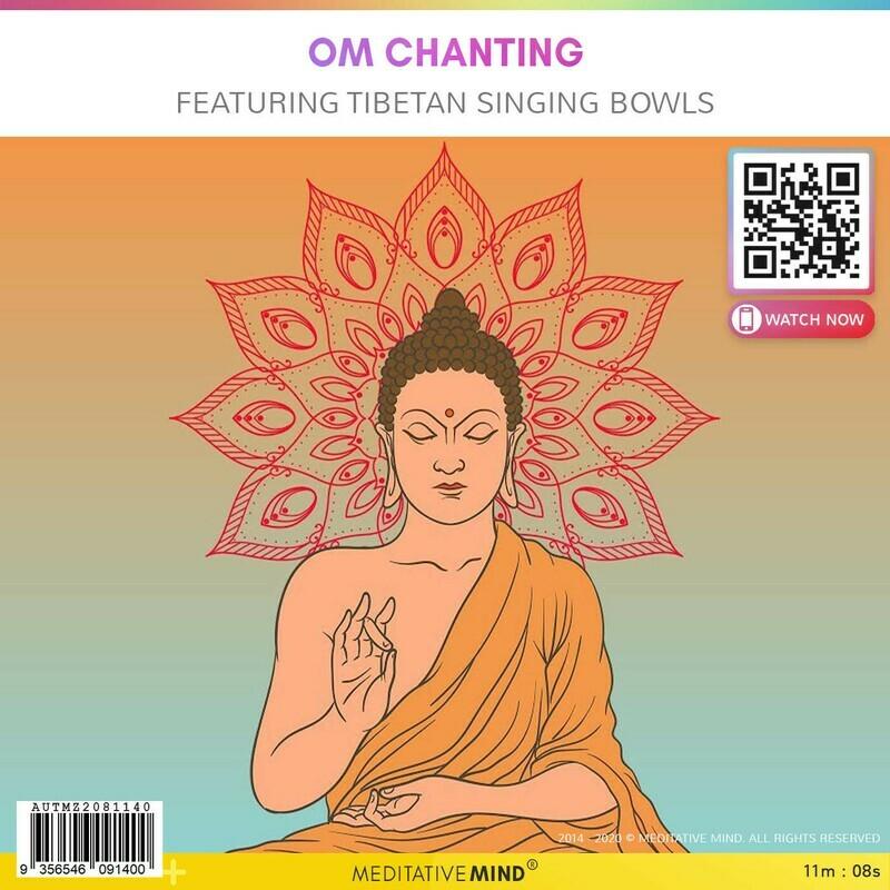 OM Chanting - Featuring Tibetan Singing Bowls