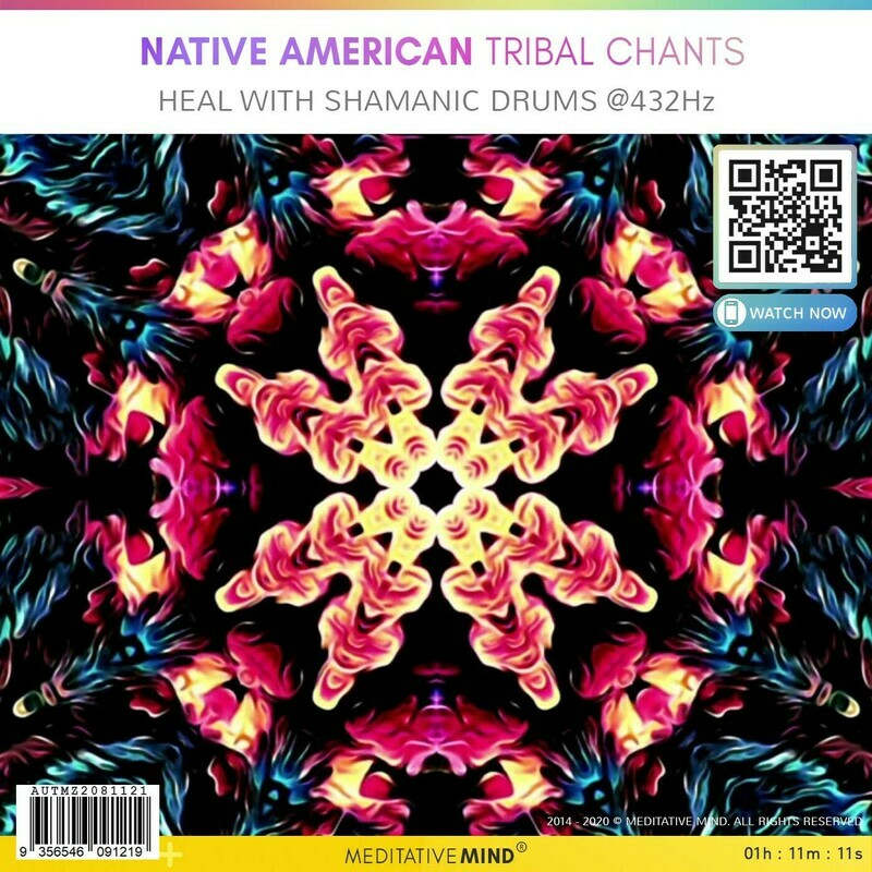 Native American Tribal Chants - Heal with Shamanic Drums @432Hz