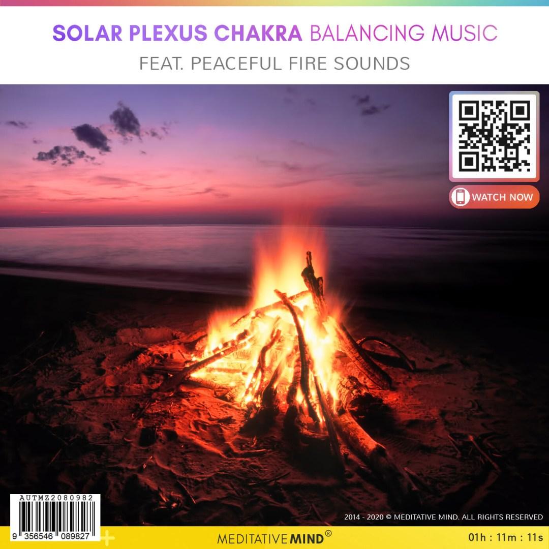 Solar Plexus Chakra Balancing Music - Feat. Peaceful Fire Sounds