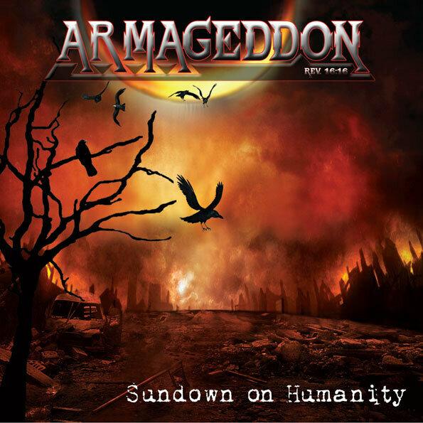 ARMAGEDDON REV.16:16 - Sundown on Humanity