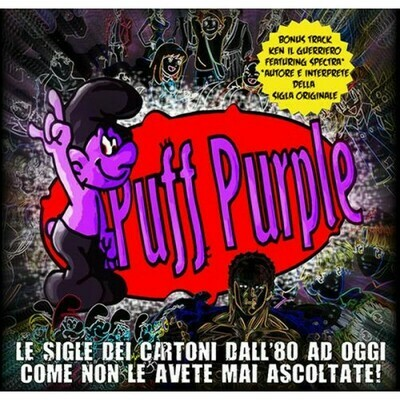 PUFF PURPLE - Puff Purple
