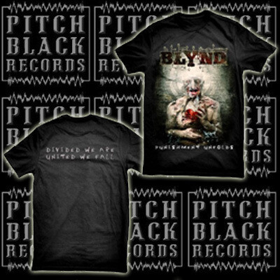 BLYND - Punishment Unfolds TShirt