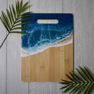 Resin Bamboo Cutting Board - II