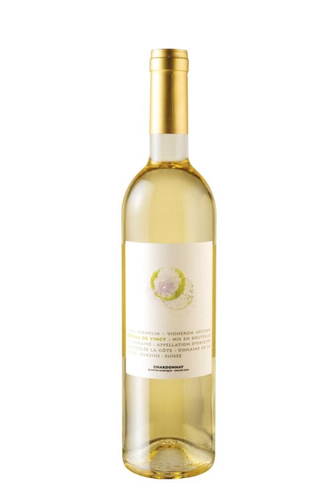 Chardonnay barrique 2019 75 cl
