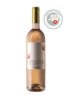 Rosé de Pinot Noir 2019 75 cl