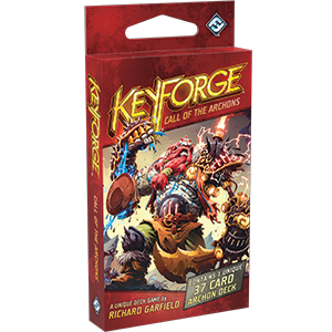 KeyForge Call of the Archons Deck Display